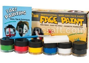 FAS FACE AND BODY PAINT
