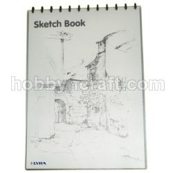 LYRA SKETCH BOOK - A3